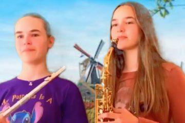 Mathilde und Charlotte